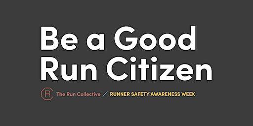 Runner Safety Awareness Week - Citizen Run - Manhattan