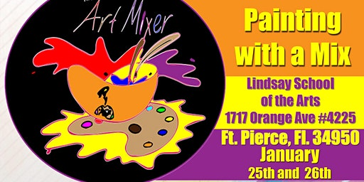 Art Mixer- Painting with a Mix