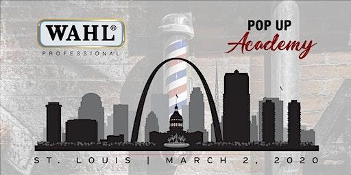 Wahl Pop Up Academy---St. Louis