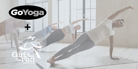 GoYoga + Girls on the Run of Central Ohio: Donation-Based Class tickets