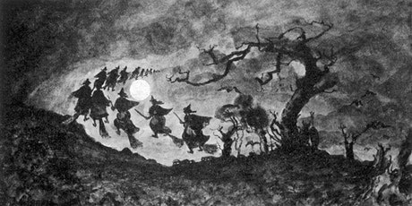 Walking the Shadow Path: An Intro to Dark Witchcraft tickets