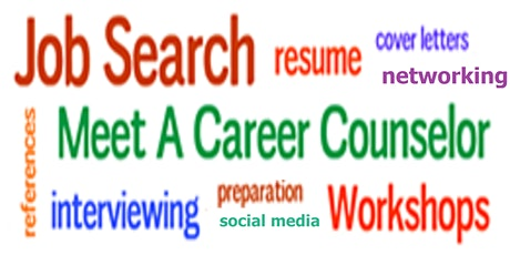 Develop Your Resume for Your New Job tickets