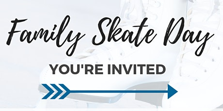 You're Invited: FREE Family Day Skate tickets