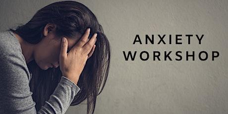 Anxiety, Sleep, and Depression Dinner Workshop tickets