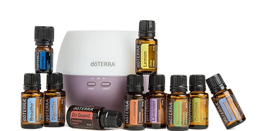 Introduction to doTERRA Essential Oils