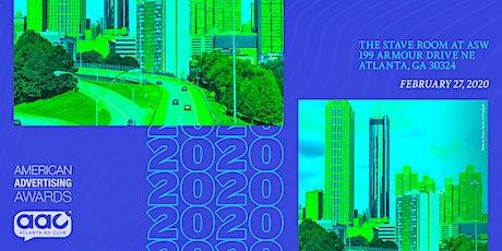 2020 Atlanta ADDY Awards tickets