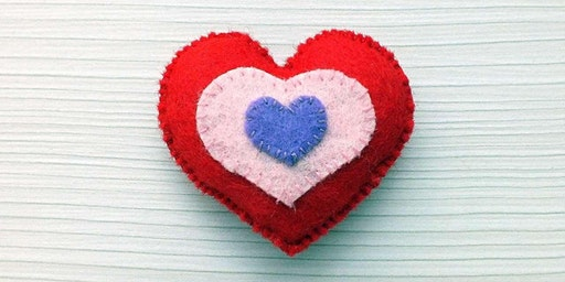 Creation Lab: Sew Your Own Heart Pillow