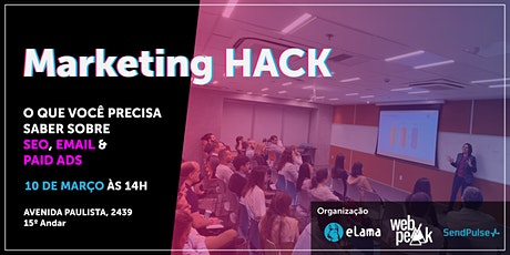 Marketing Hack - Marketing Digital para Negócios Locais billets