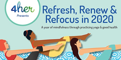 Refresh, Renew & Refocus in 2020 tickets