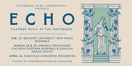 ECHO: Belmont University New Music Ensemble tickets
