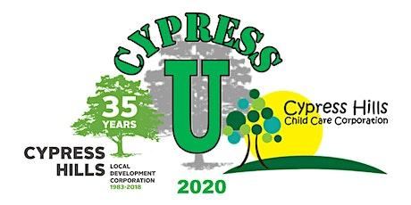 Cypress U 2020 tickets