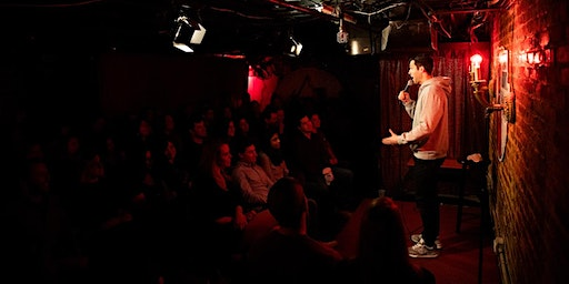 Underground Comedy at The Big Hunt