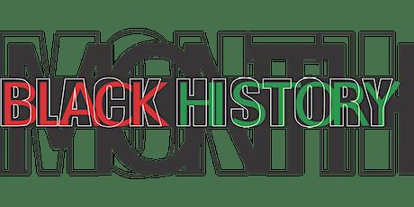 Black History in Poetry billets