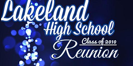 Lakeland High School 10 Year Reunion