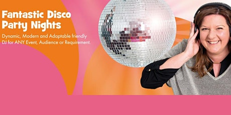 Valentines kids Disco in the Party Cabin for under 12's  tickets