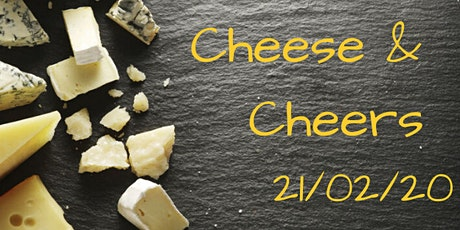 Cheese & Cheers tickets