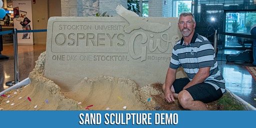 Second Saturdays: Sand Sculpture Demo