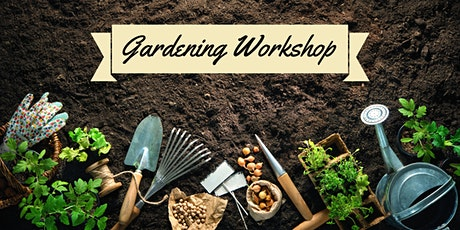 Second Saturdays: Interactive Gardening Workshop tickets