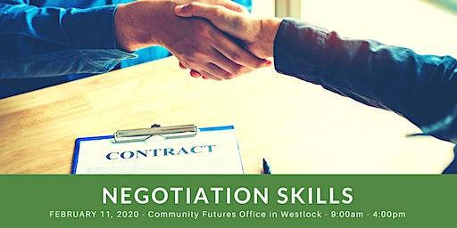 Negotiation Skills - Westlock
