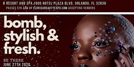 The Florida Beauty Expo 2020 tickets