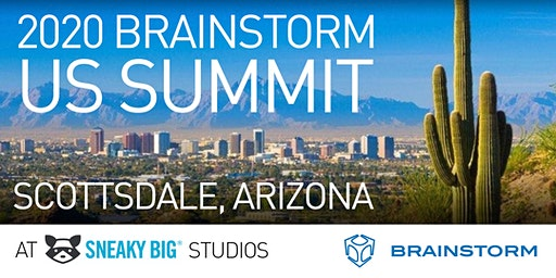 2020 Brainstorm US Summit - Scottsdale, Arizona.