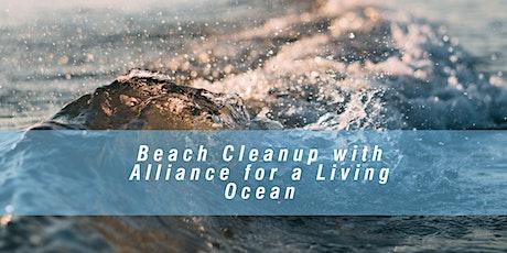 Second Saturdays: Beach Cleanup tickets