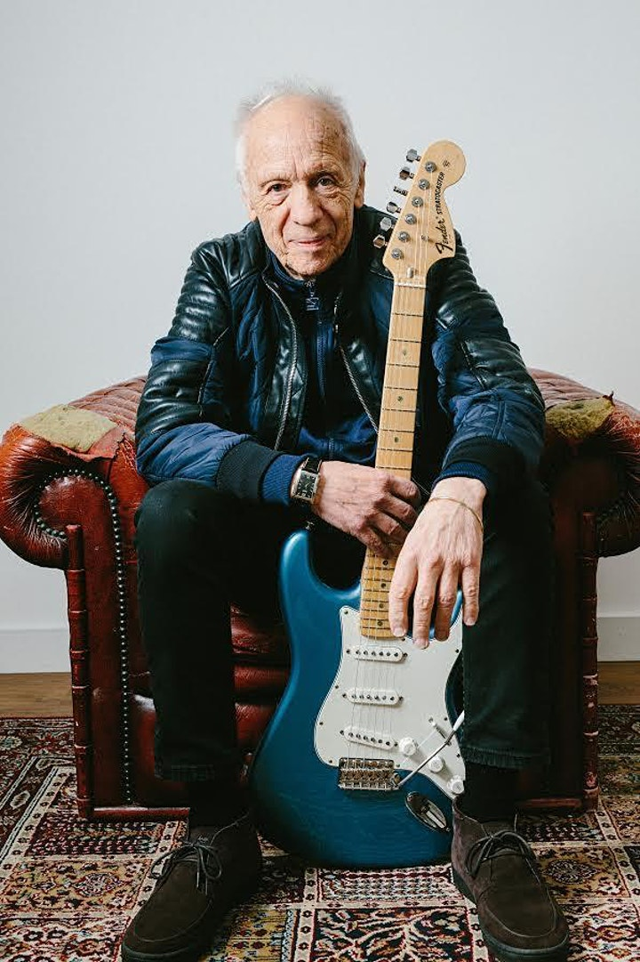Robin Trower : The Man, The Guitar, The Legend. image