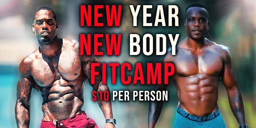 New year New body fit camp