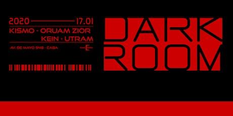 DARK ROOM [ Techno Sessions entradas