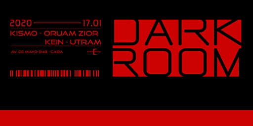 DARK ROOM [ Techno Sessions