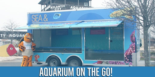 Second Saturdays: Aquarium on the Go!