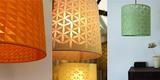 Paper-cut Lampshade Workshop