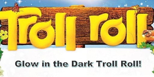 Kids Skate Free Troll Roll 1/18/2020 at 10am (with this ticket)