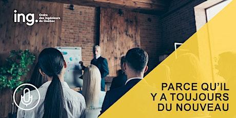 Visite guidée : À la rencontre de l'innovation : EXFO billets
