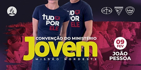 CONVENÇÃO JOVEM 2020 - MNe - JOÃO PESSOA/PB ingressos