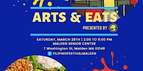 Arts and Eats by the Filipino Festival in Malden tickets