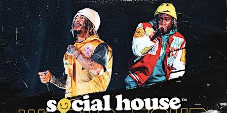 Social House tickets