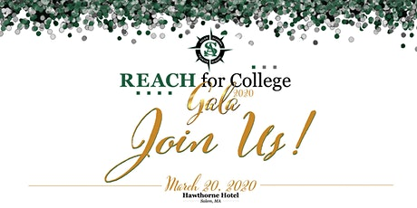 REACH  for College Gala tickets