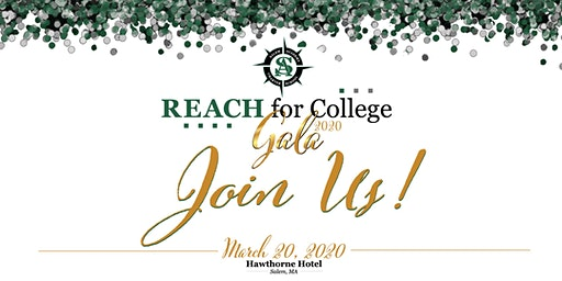 REACH  for College Gala