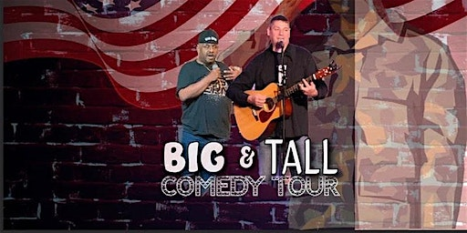 Big and Tall Comedy Tour at Gold Room Comedy Club Portland, ME
