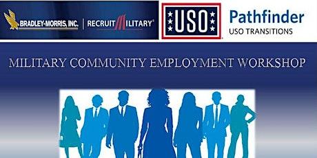 Military Community Employment Workshop tickets