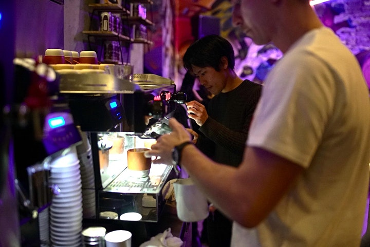 Chinese New Year Latte Art Competition at House of Funk image