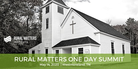 Rural Matters One-Day Summit - Westmoreland, TN tickets