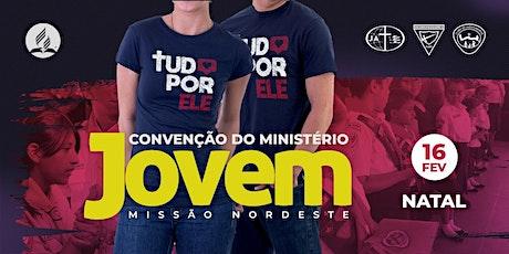 CONVENÇÃO JOVEM 2020 - MNe -NATAL/RN bilhetes