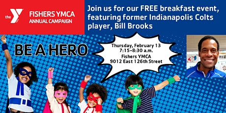 2020 Fishers YMCA 5th Annual Campaign Breakfast tickets