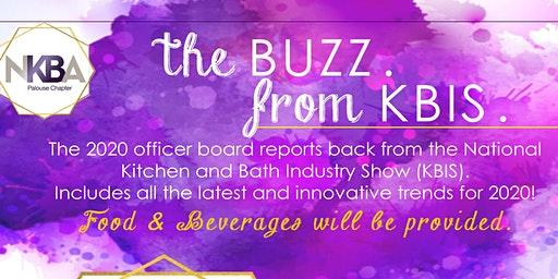 the BUZZ from KBIS