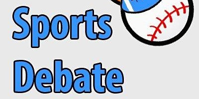 Let's Discuss Current Issues in Sport