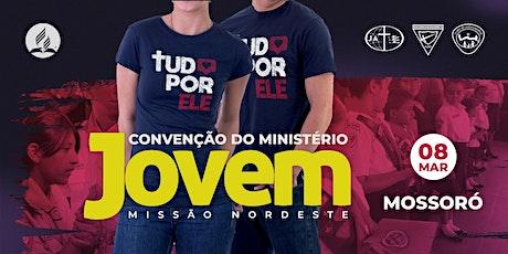CONVENÇÃO JOVEM 2020 - MNe - MOSSORÓ/RN ingressos