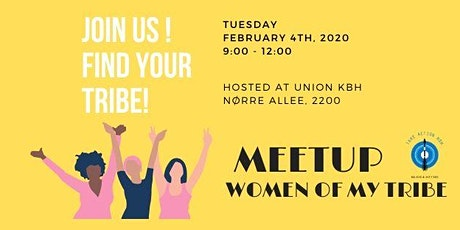 Women of My Tribe - Meetup tickets
