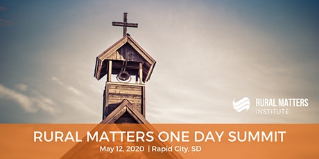 Rural Matters One-Day Summit - Rapid City, SD tickets